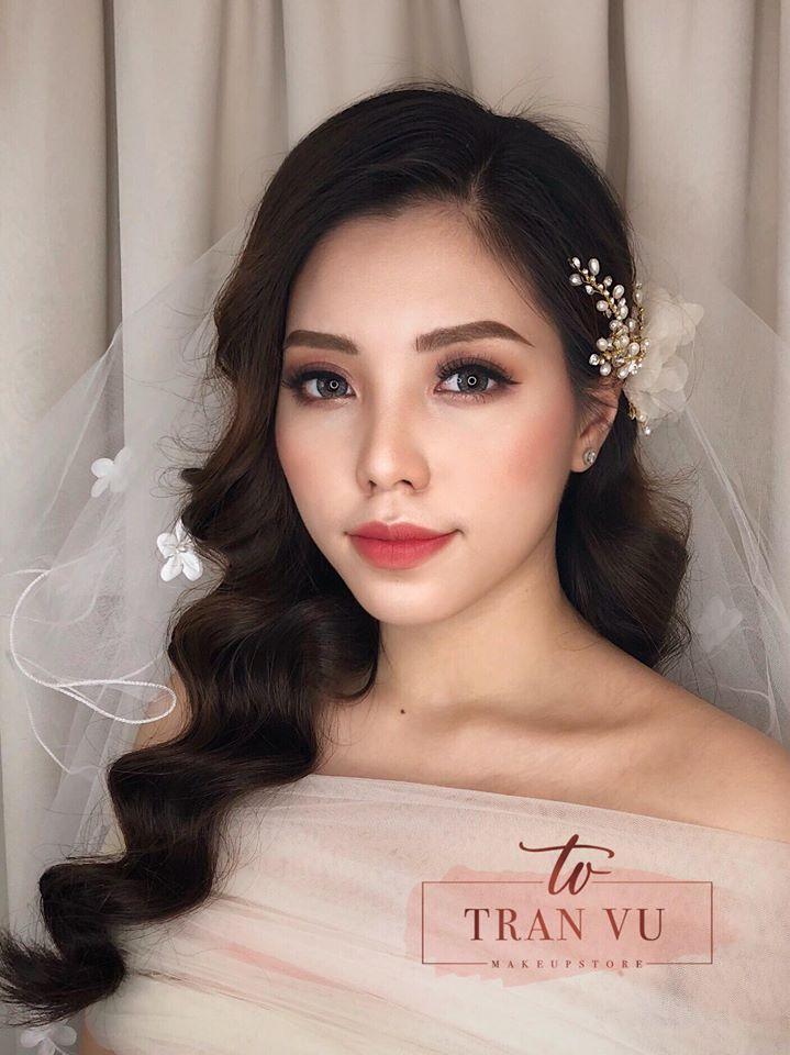 Trân Vũ Makeup Store