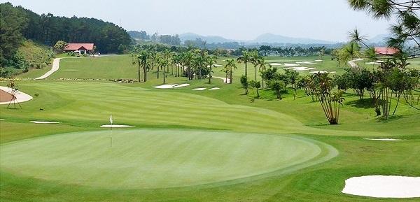 Khung cảnh tại Trang An Golf & Country Club