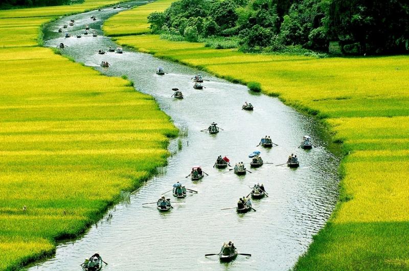 Đến Ninh Bình, không thể bỏ qua Tràng An