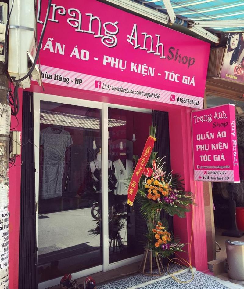 Trang Anh shop - 76B Chùa Hàng
