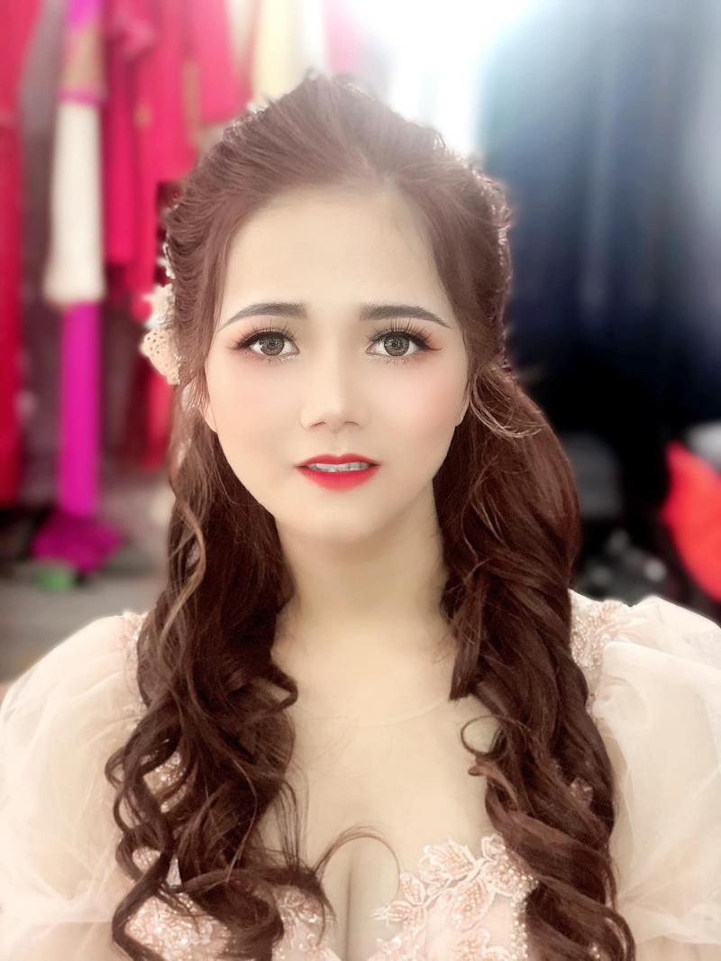 Trang Blue Bridal