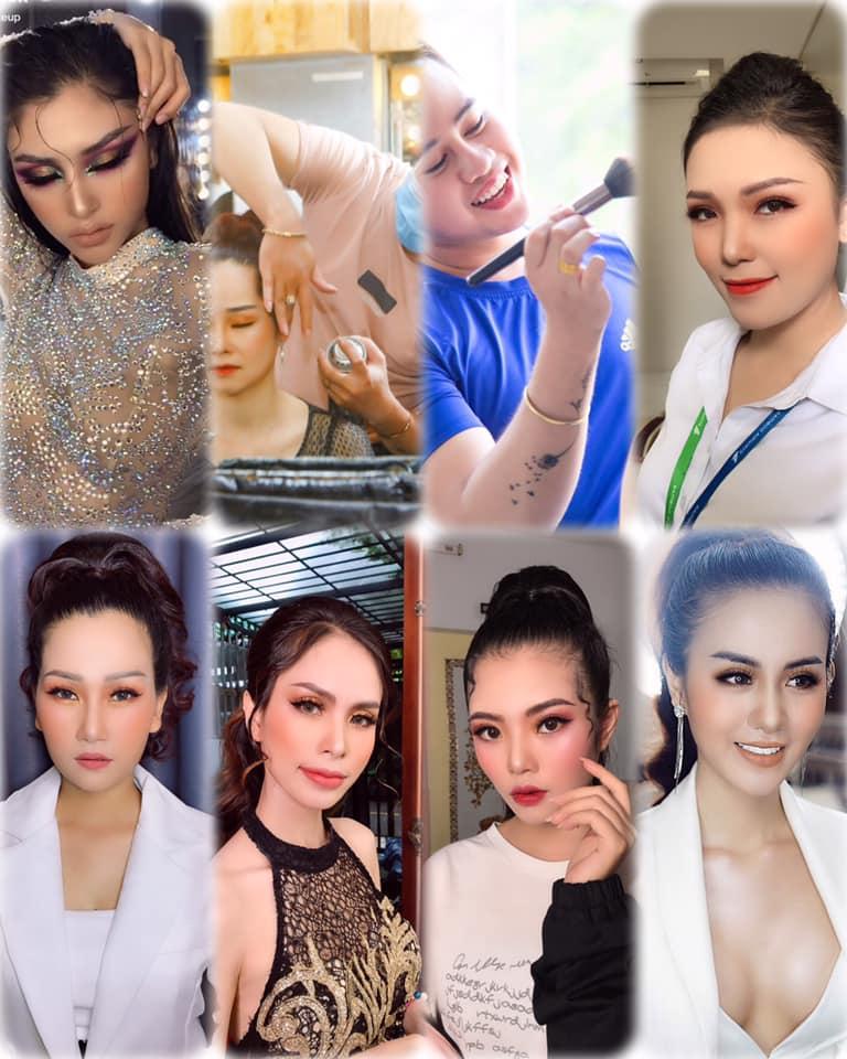 Trang điểm tại nhà - Diva make up
