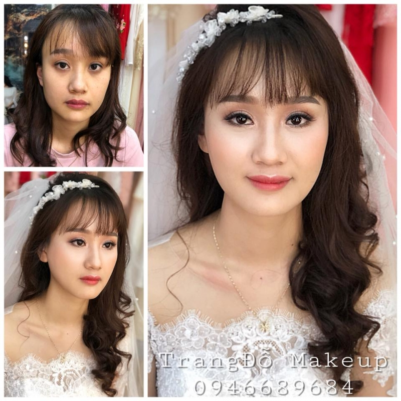Trang Đỗ make Up (Mr.Minh Wedding)