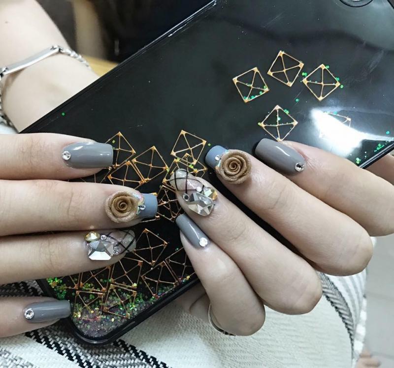 Trang nails - Tiệm làm nail đẹp và chất lượng nhất Đà Nẵng