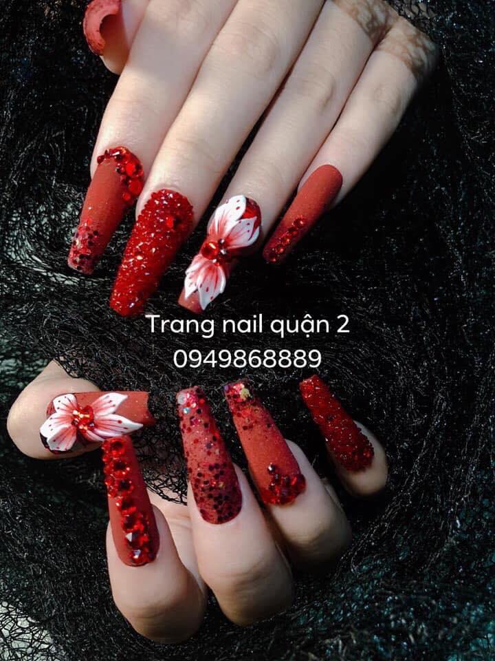 Tại đây khá nổi bật với các mẫu nail có họa tiết đúng chuẩn đẹp - độc - lạ, mang đến nhiều cảm nhận mới mẻ cho chị em