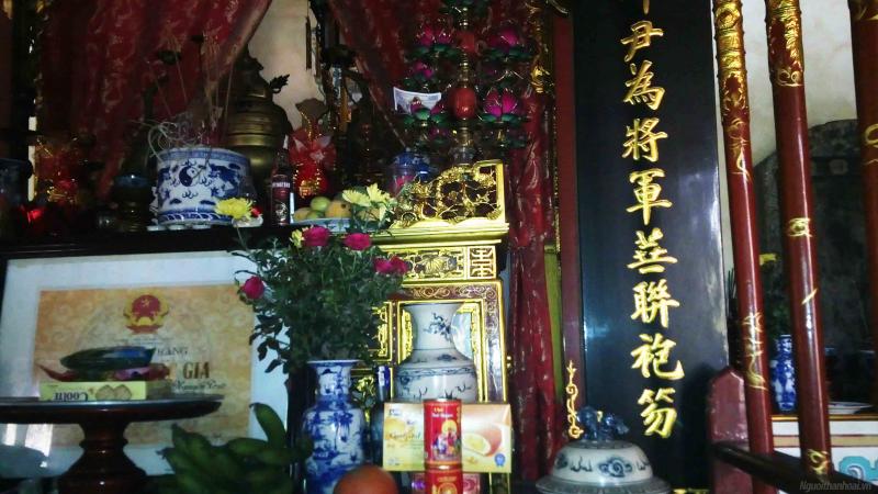 Đền thờ Trạng nguyên Nguyễn Trực