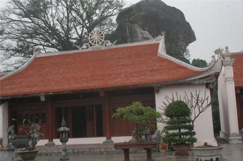 Đền thờ trạng nguyên Trịnh Huệ