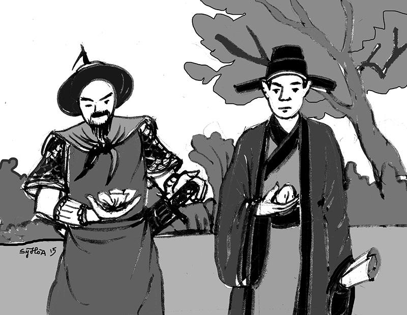 Trạng nguyên đầu tiên - Nguyễn Quán Quang