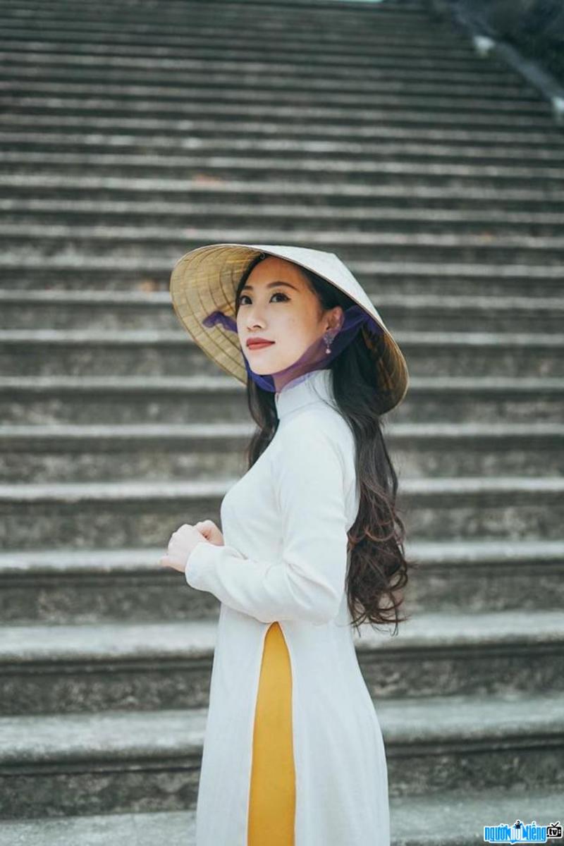 Ngoài việc trở thành một travel blogger thì Trang Olive còn có thêm công việc kinh doanh riêng