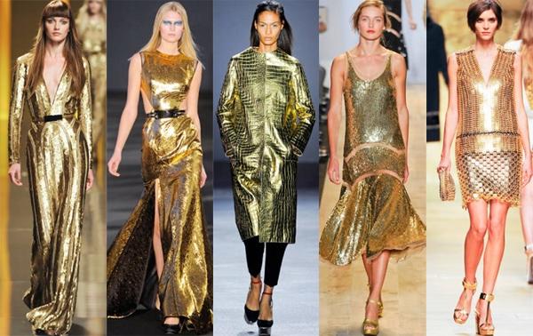 Ánh bạc, ánh vàng, kim tuyến, kim sa... lấp lánh sẽ góp phần mang đến sự nổi bật