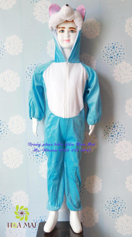 Trang phục biểu diễn Hoa Mai