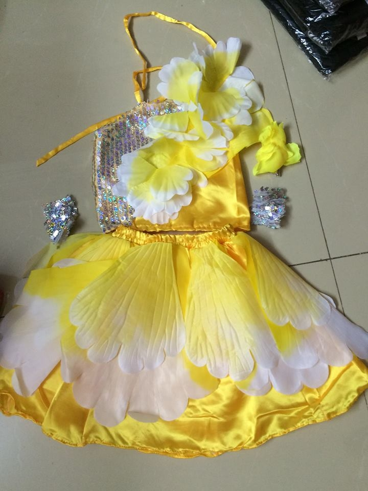 Trang phục biểu diễn Miushop