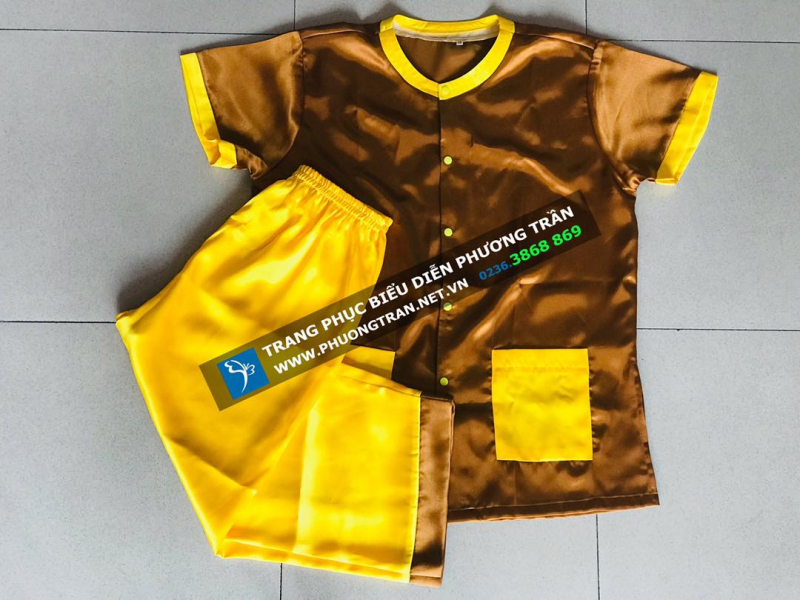 Trang phục biểu diễn Phương Trần