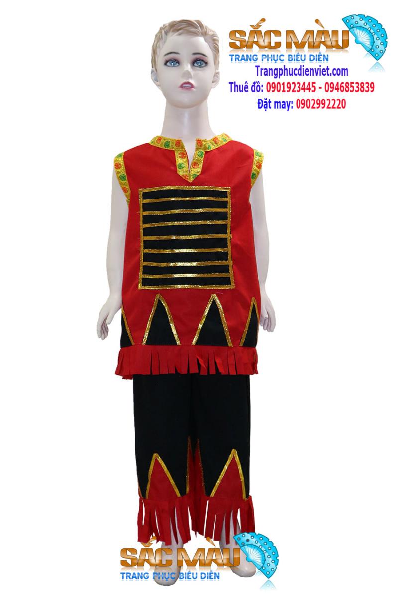 Trang phục biểu diễn Sắc Màu