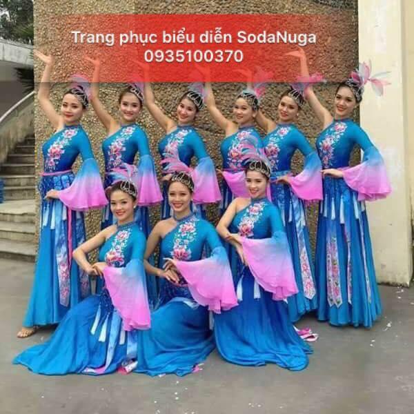 Trang phục biểu diễn SodaNuga
