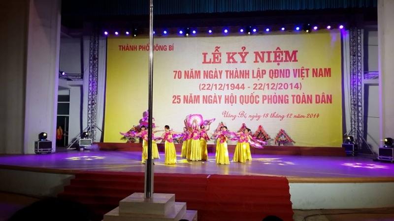Trang phục biểu diễn Tuấn Minh