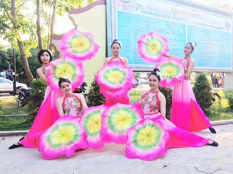 Trang phục biểu diễn- vũ đoàn The Sun Đà Nẵng