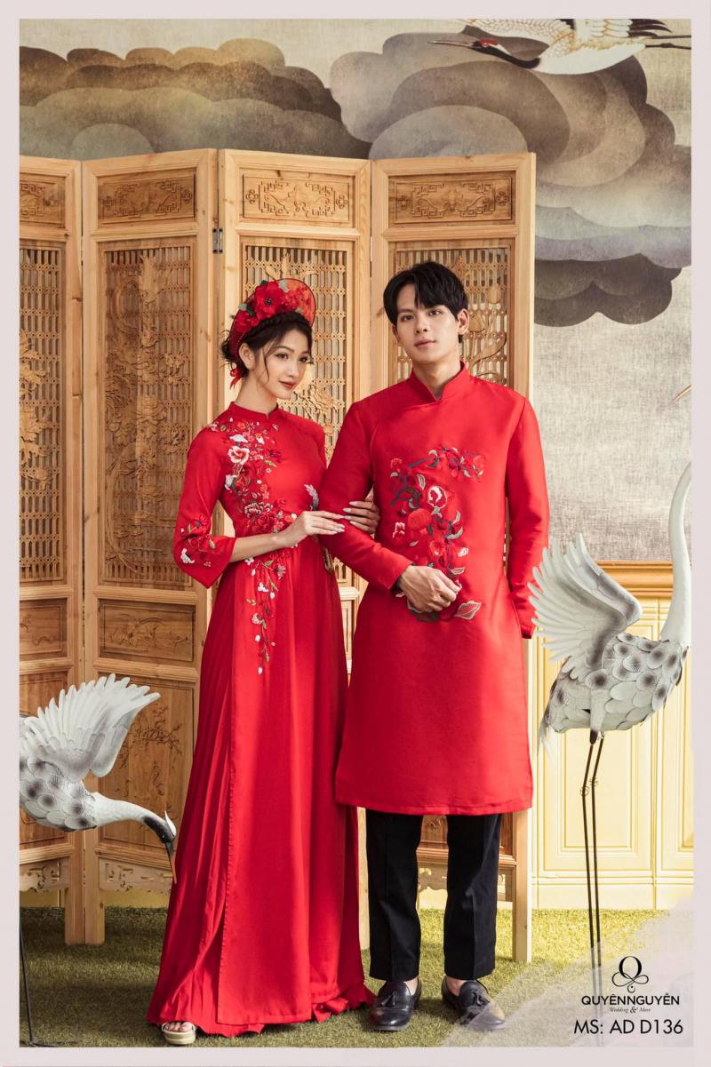 Trang phục cưới của Việt Nam