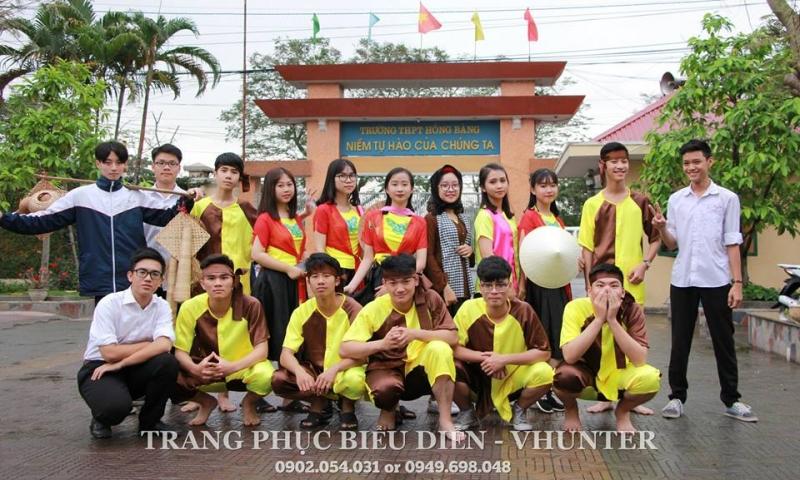 Trang phục đạo cụ biểu diễn Vhunter - Thợ Săn Việt