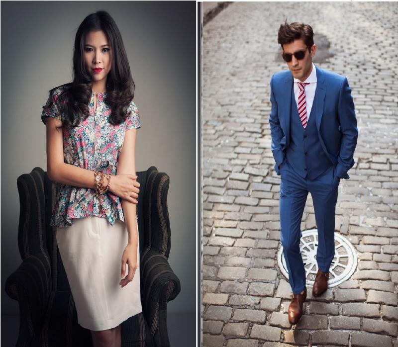 Trang phục thể hiện bạn là người thành công