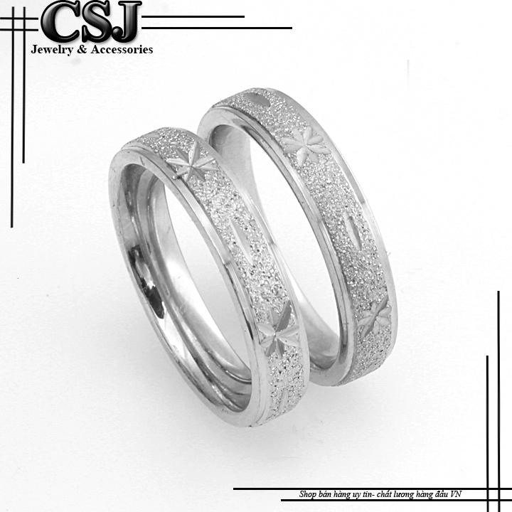 Nhẫn đôi Công Sang