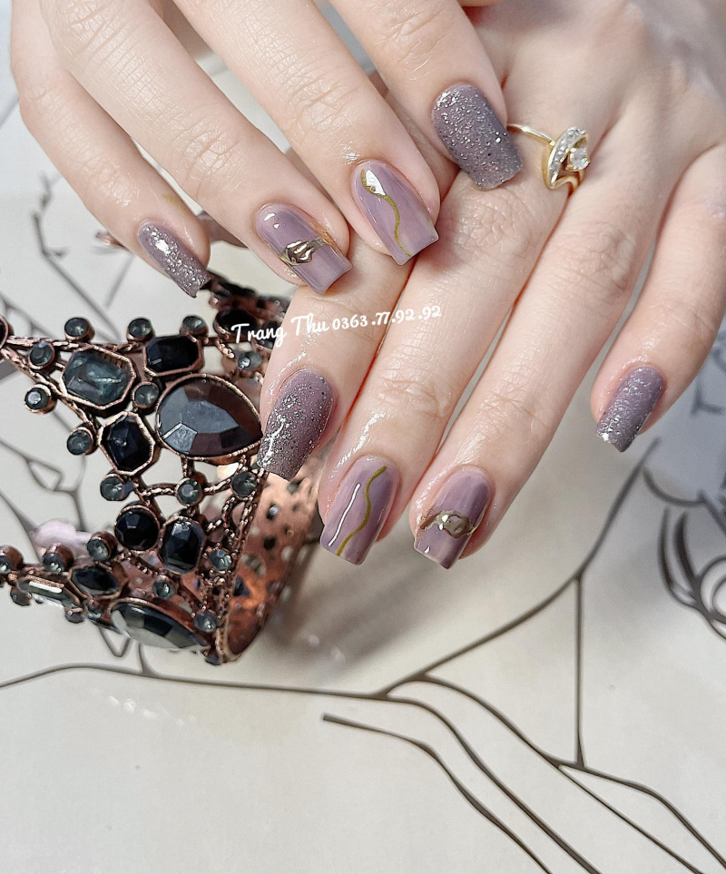 Trang Thu Design Nail