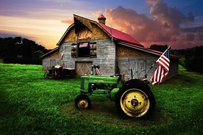 Trang trại Appalachian