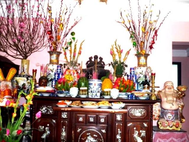 Đầy đủ các món ăn truyền thống của người Việt