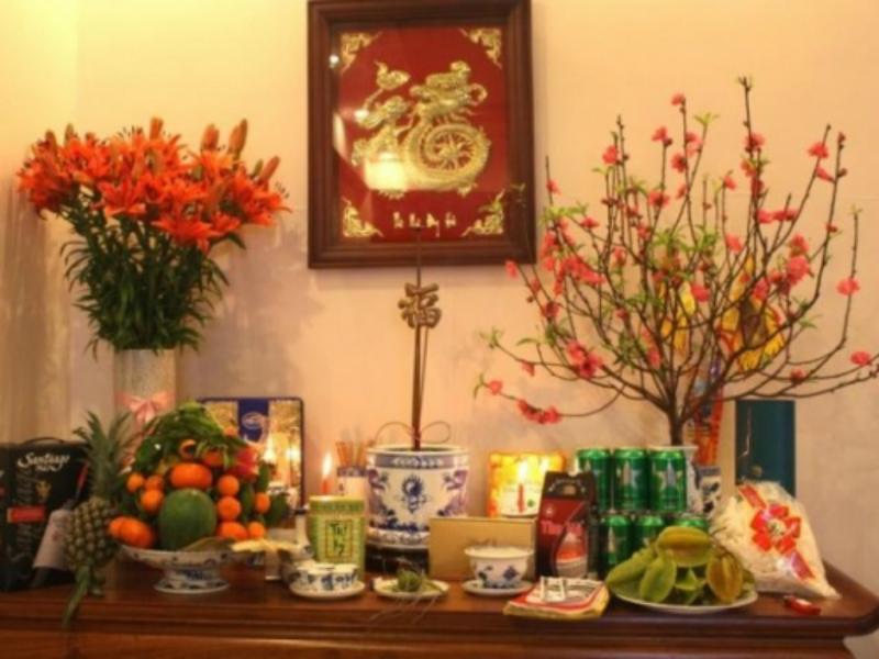 Ý nghĩa tâm linh, văn hóa của người Việt qua việc trang trí bàn thờ