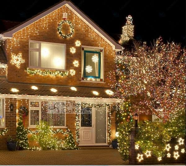 Căn nhà thêm rực rỡ, ấm cúng khi có ánh đèn