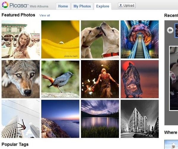 Top 10 trang web lưu trữ và chia sẻ ảnh tốt nhất