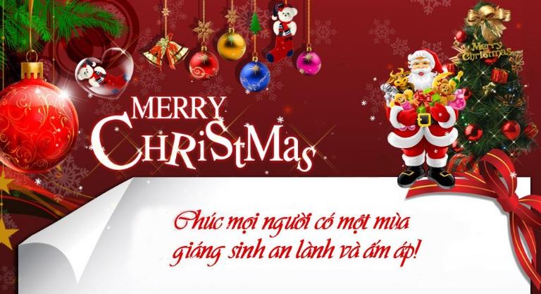 Hãy dành những lời chúc cho nhau thay vì cãi vã nhau trong ngày lễ giáng sinh bạn nhé!