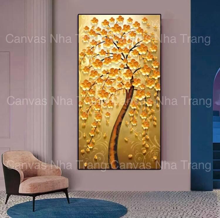 Tranh Canvas Nha Trang