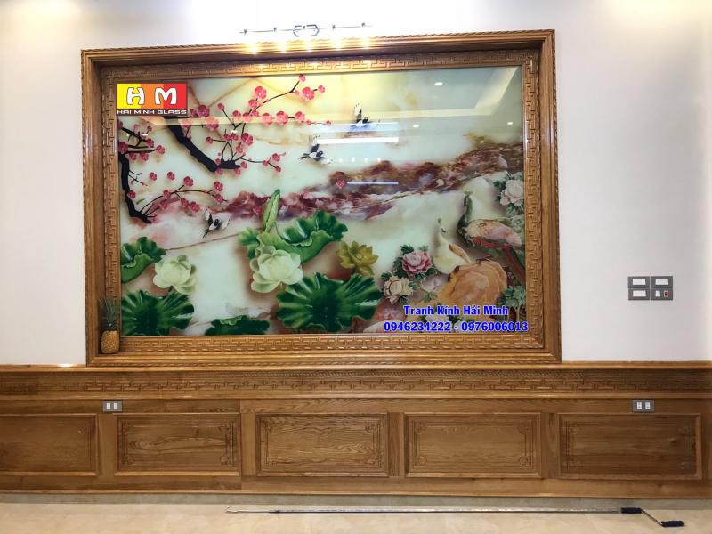 Tranh Kính 3D - Tranh Treo Tường Hải Minh