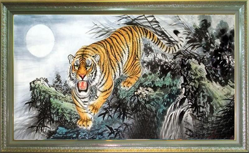 Mãnh Hổ
