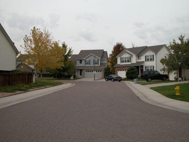 Tránh thuê nhà có đường đi đâm vào trực diện
