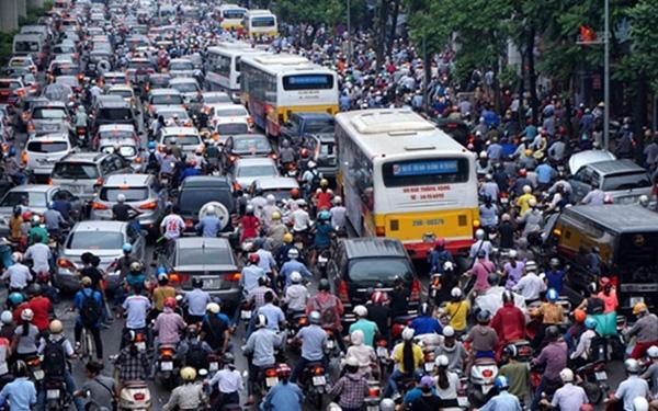 Tránh ùn tắc giao thông