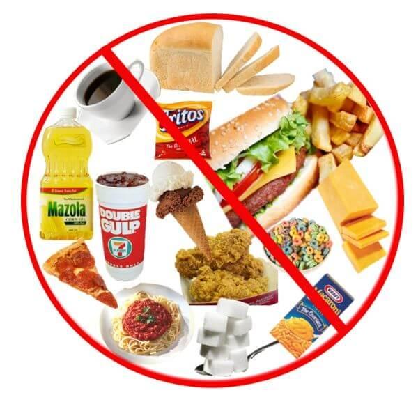 Đồ ăn nhanh thực sự tiện nhưng không hề có lợi cho sức khỏe - Nguồn: Internet