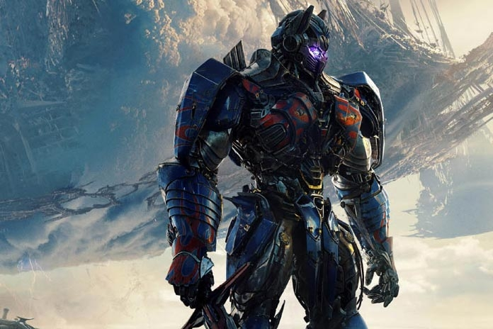 Transformers: The Last Knight.