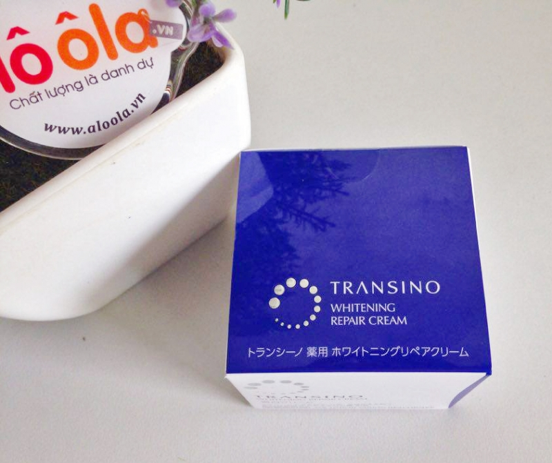 Trasino Whitening Repair Cream