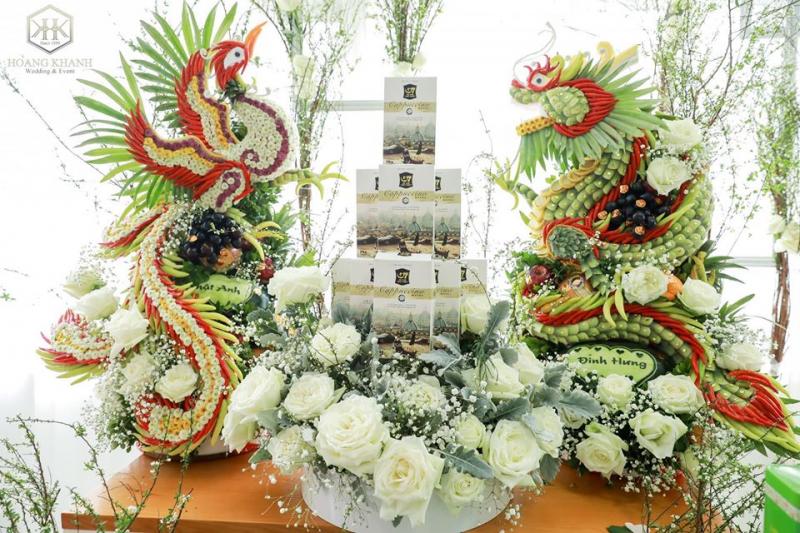 Tráp cưới Vip Bắc Ninh - July Flowers