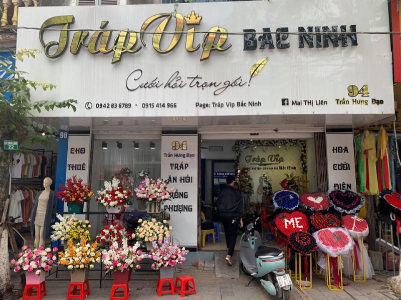Tráp Vip Bắc Ninh