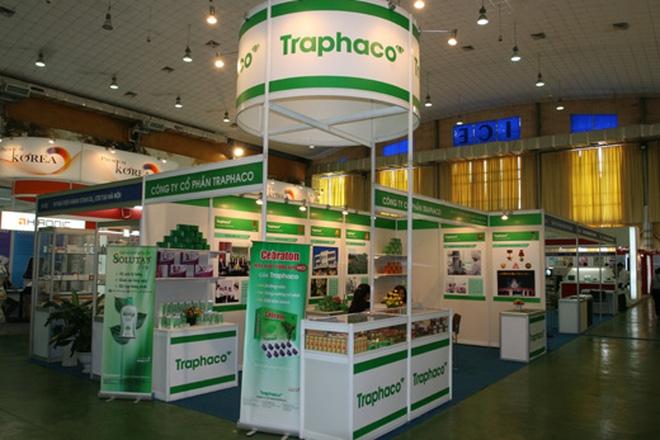 Công ty cổ phần Traphaco (TRA)