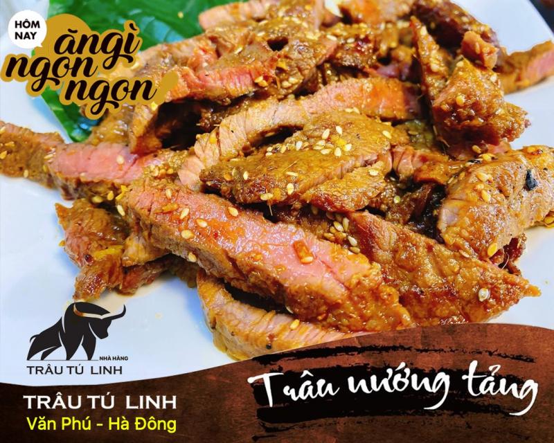 Trâu Tú Linh -Văn Phú Hà Đông