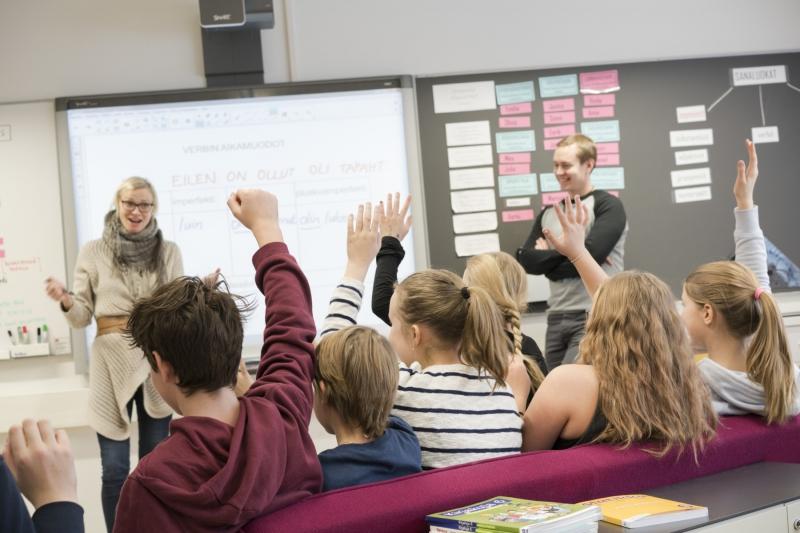 Tính thực tiễn được đánh giá cao trong giáo dục Phần Lan.