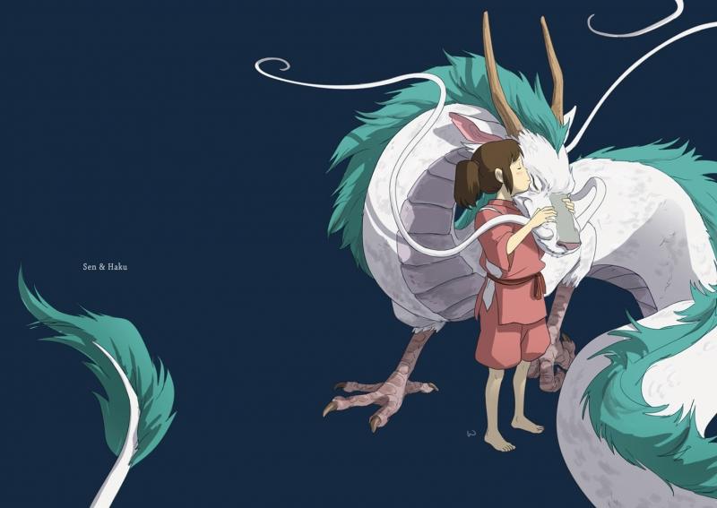 Chihiro biết yêu thương và quan tâm người khác hơn