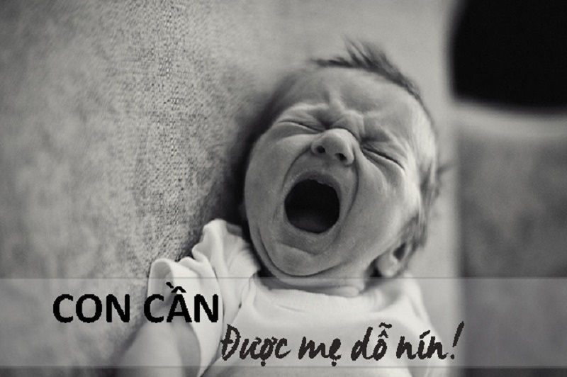 Trẻ tự ngủ từ nhỏ khi lớn lên trong thâm sâu sẽ thiếu tình thương và cảm thấy bất an