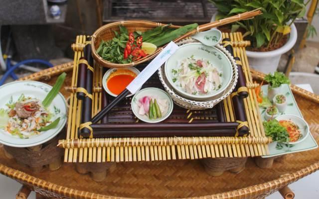Giản dị mà hấp dẫn của Tre Việt Restaurant
