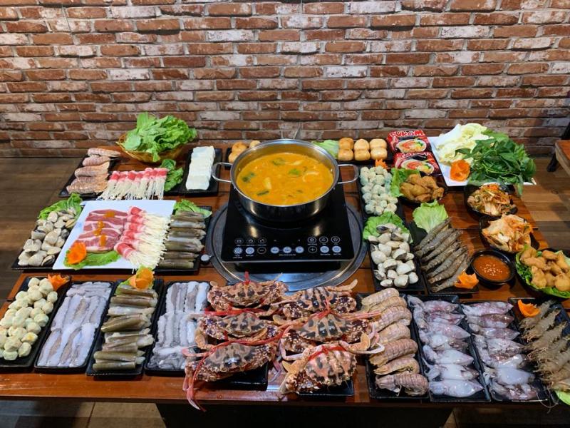 TREND FOOD - Lẩu Nướng Không Khói