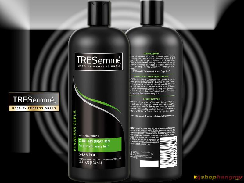 TRESemme là thương hiệu về tóc mà các nhà tạo mẫu tóc tin dùng trên thế giới.